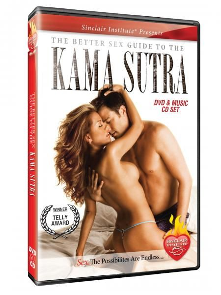 Sizzle! The Better Sex Guide To The Kama Sutra