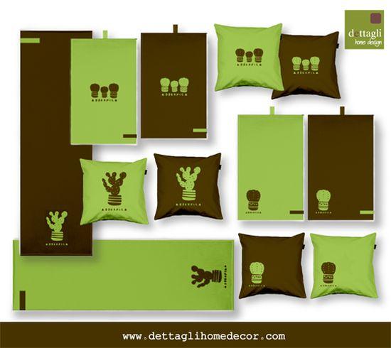 Line ORGANIC - dettagli home design