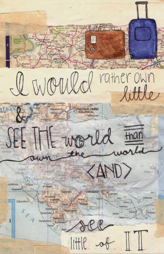 Anyone else agree with this? #Travel #Quote