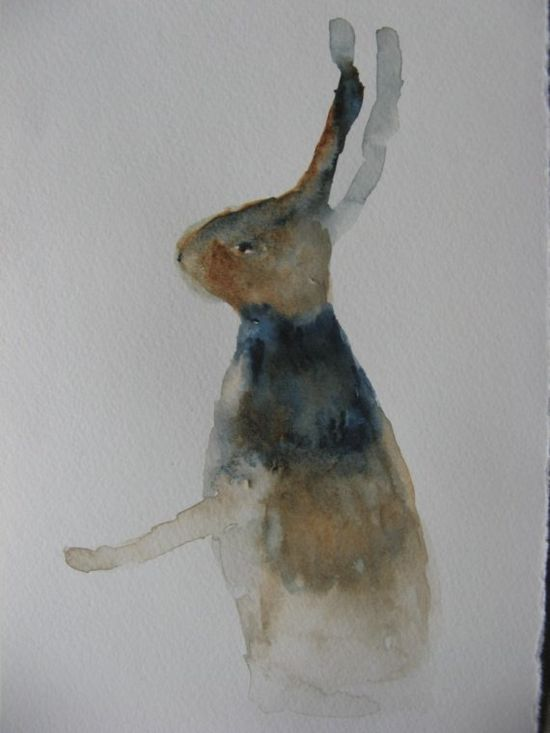 Lovely simple watercolour