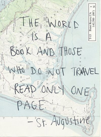 love to travel!