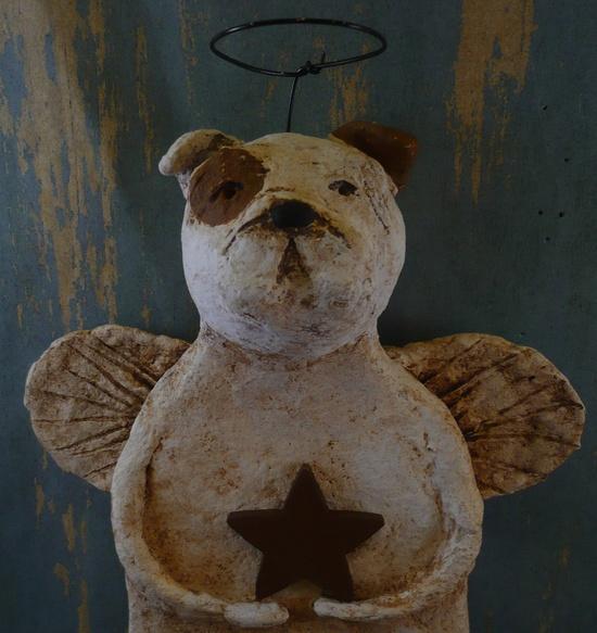 English Bulldog Angel