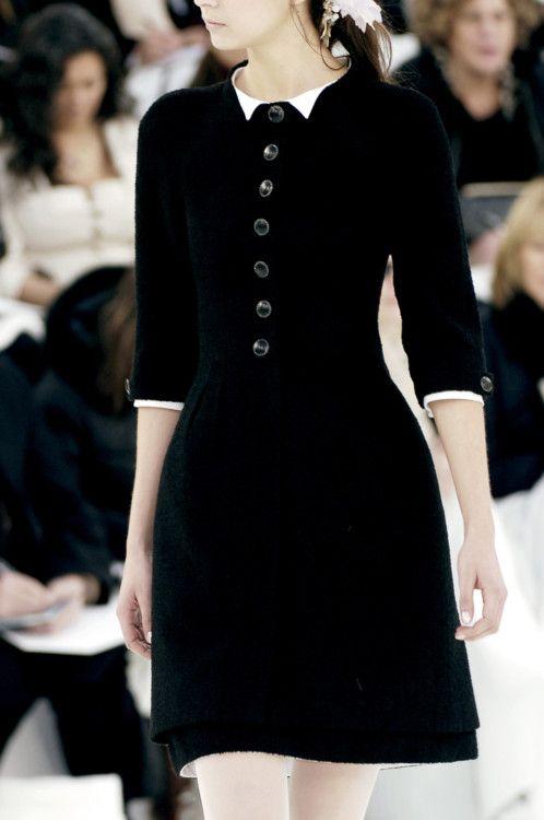 LBD- Chanel Haute Couture