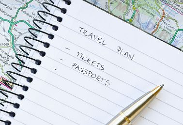 10 Things to Do the Day Before Your Trip. #travel #tips