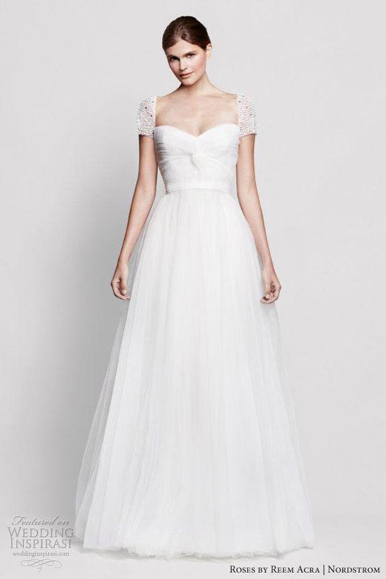 roses by reem acra nordstrom wedding dresses laurel