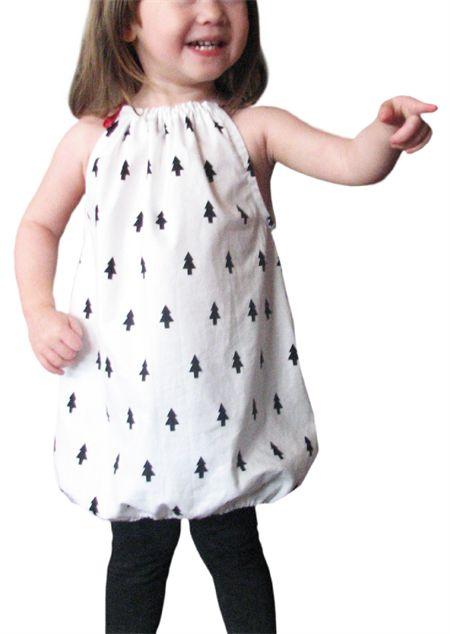 Girls Christmas Dress, Baby Christmas Dress - Handmade Gift Ideas for Christmas from Handmade HQ