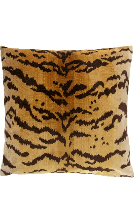 Scalamandre Tigre Pillow