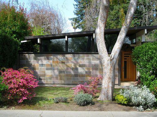 Eichler Home, Palo Alto