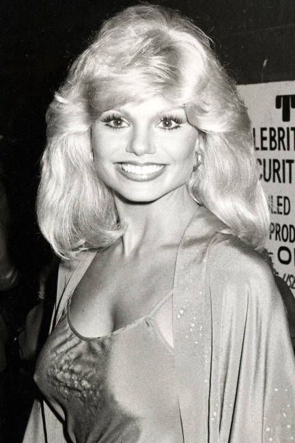 Beautiful bangs icon: Loni Anderson, 1980