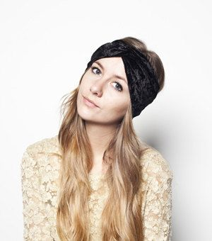 These turbans are perfect for bad hair days!