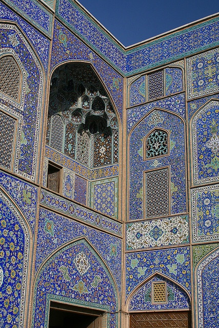 Sheikh Lotfallah Mosque, Esfahan