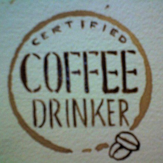 Like my coffee