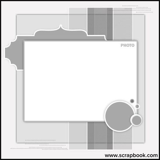 Sketch 6 - Scrapbook.com