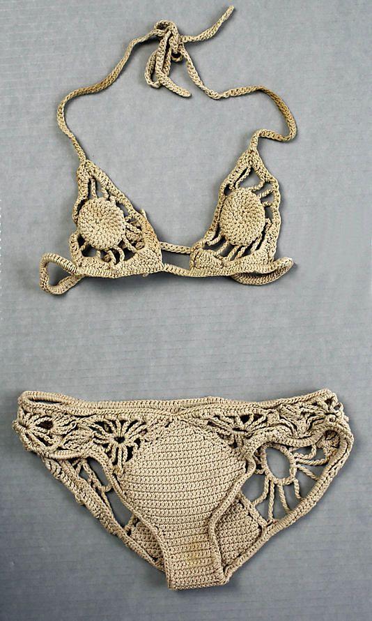 1970s Bikini