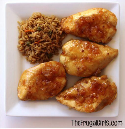 Easy Crockpot Pineapple Teriyaki Chicken