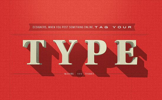 TAG YOUR TYPE!!!! by devgupta86 - #typography #type