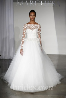 Brides: Marchesa - Fall 2013
