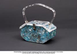 Lucite Handbags are dreamy....