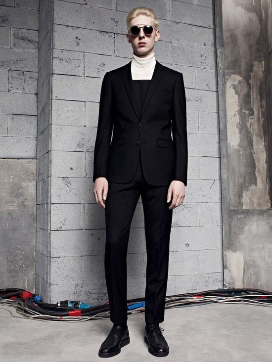 Sandro Fall/Winter 2013 Lookbook