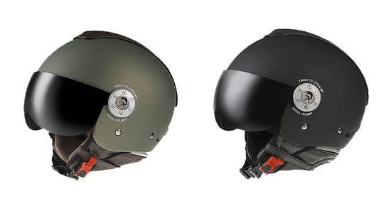DieselHelmet - Pipeburn - Purveyors of Classic Motorcycles, Cafe Racers & Custom motorbikes