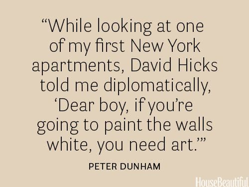If your walls are white, you need art! #decorating #design #quotes #home