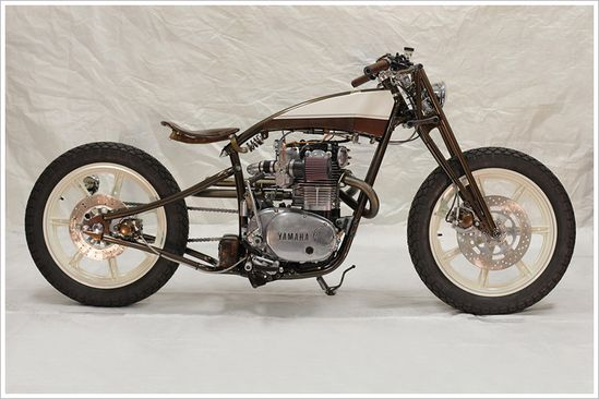 1982 Yamaha XS650 - Stout33 - Pipeburn - Purveyors of Classic Motorcycles, Cafe Racers & Custom motorbikes