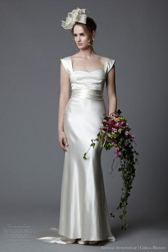 astral sundholm circa brides 2014 eddie vintage style wedding dress straps