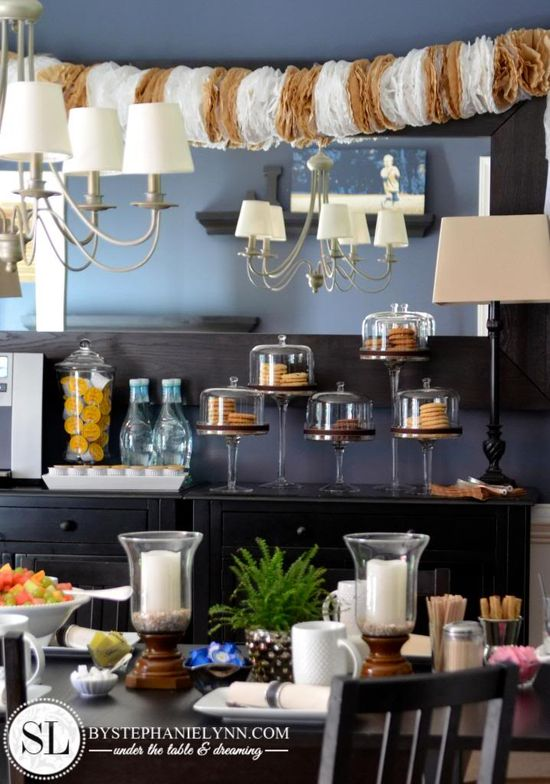 Coffee Party Ideas