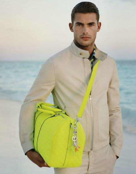 Louis Vuitton Menswear Spring-Summer 2013 Campaign: Full Gallery ~ Men Chic- Mens Fashion and Lifestyle Online Magazine