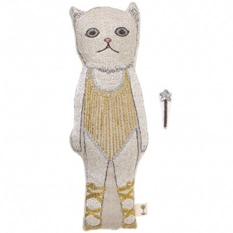 baby cat pocket doll