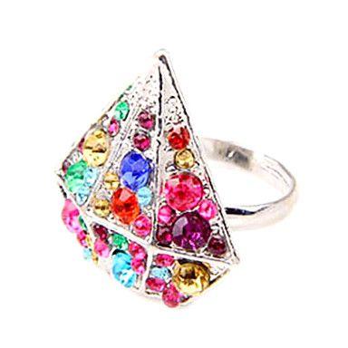 Korean star ring - diamond (random color) – EUR € 1.37