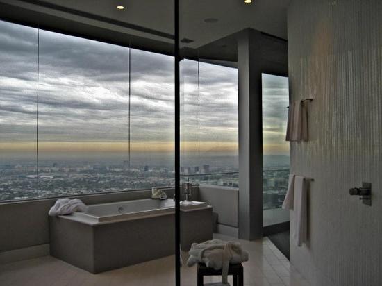 Contemporary Modern Bathroom Design Photo by Csimplicity Design Album - Bathroom, Hollywood Hills