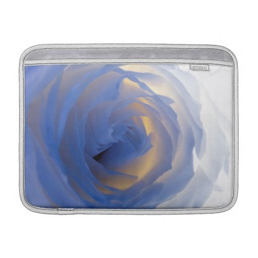 Colorful rose Photograph MacBook Air Sleeves
