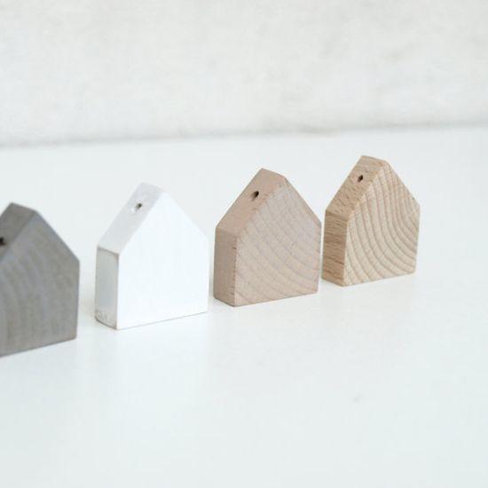 i love little houses!