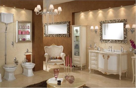 ....Bathroom decor....beautiful!!