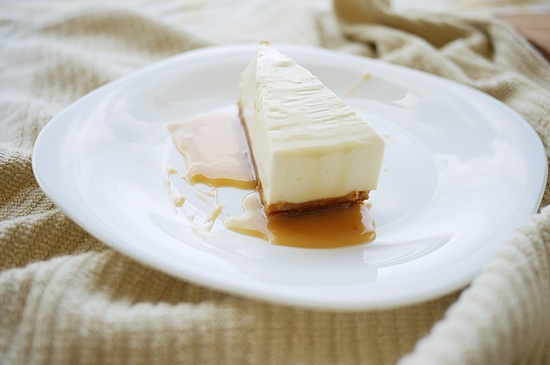 No-bake Cheesecake:  No-Bake Cheesecake - a great simple dessert