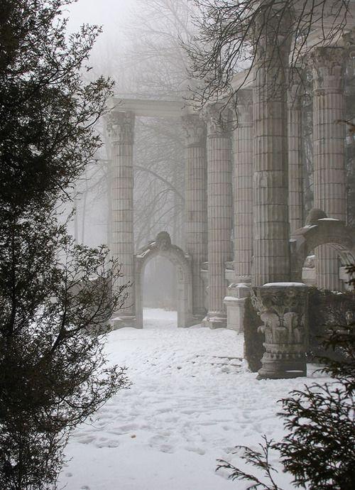 Snow & Ruins