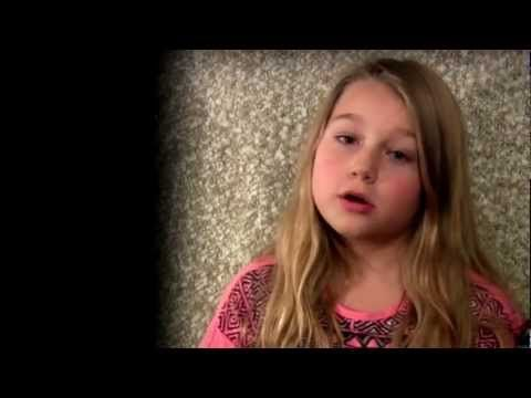 """How Not to Worry - munchkins Kylie and Abi explain """"Monkey Thoughts"""" and how they use the Monkey Song to feel better!"""