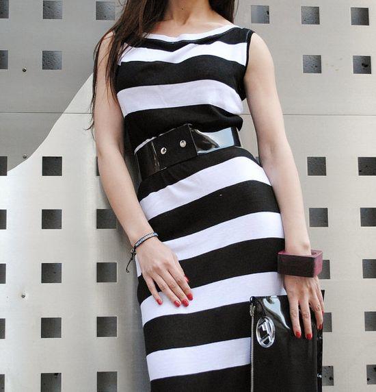 Black Patent Leather Belt Women Accessories Genuine by FineThreadz, $36.00