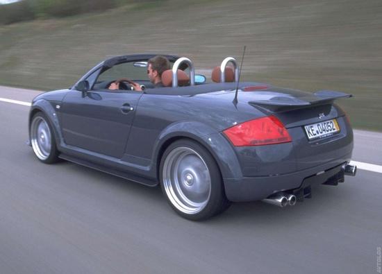 2002 ABT Audi TT Sport Roadster