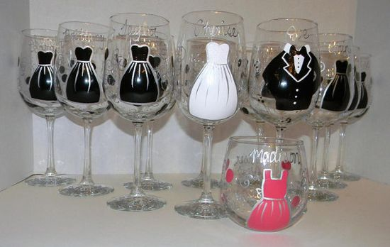 Bridal party gifts?