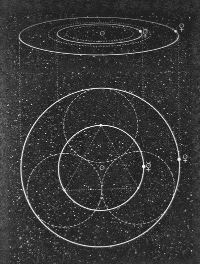 Mercury/Venus orbit
