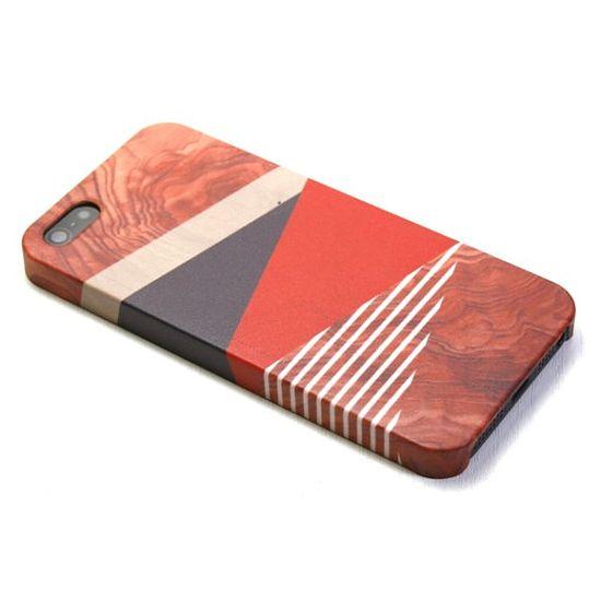 Geometric iPhone case by happybuddy, $14.99