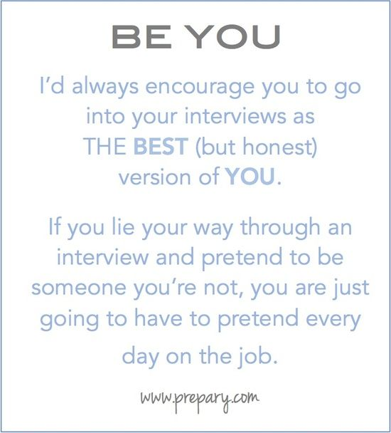 """The best interview advice to give = """"Be #soft skills #softskills #self personality"""