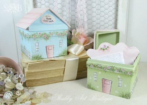Rose cottage love