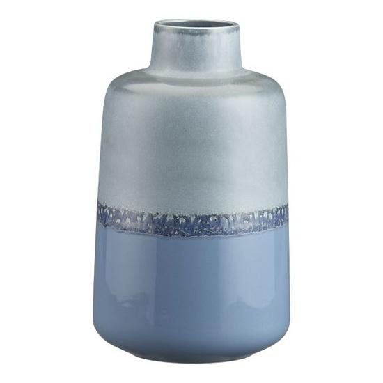 Tavo Blue Vase