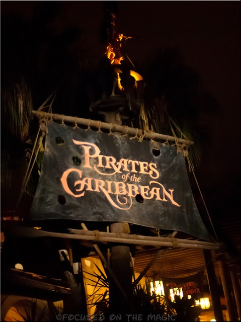 Focused on the Magic.com: Pirates of The Caribbean Attraction ~ Photo Tips