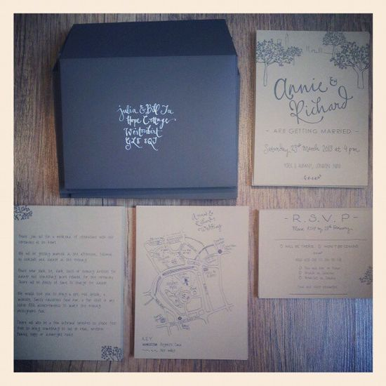 #Rustic #wedding #invitations