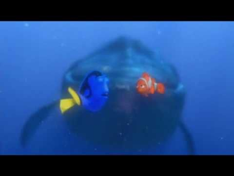 "Finding Nemo - Dory Speaking Whale.  Perfect for our ""whale"" unit right now.  They would love this!"