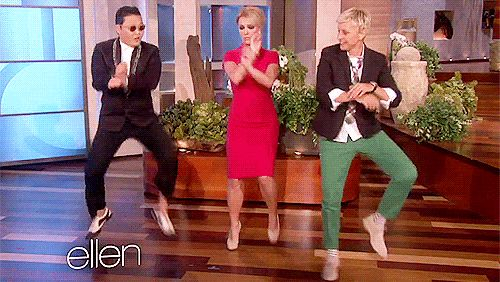 "The 35 Greatest Moments Ever On ""The Ellen Show"" - Love her"